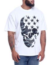 Phat Farm - S/S Printed Camo Skull Crew Neck Jersey-2312603