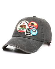 American Needle - California Iconic Dad Hat-2311952