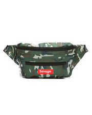 BLACKJACK - Camo Pattern Savage Fanny Pack-2313244