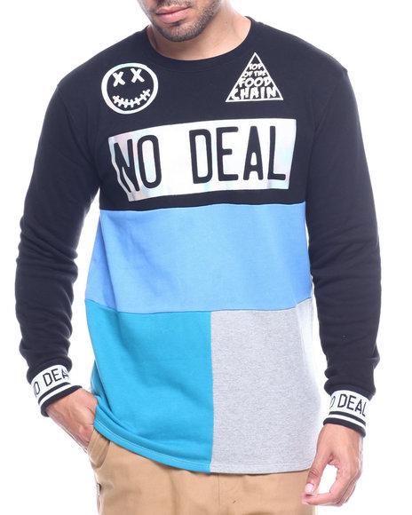 BWOOD - No Deal Ls Tee