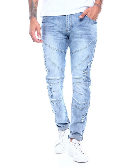 CALIBER - The Fifty Seamed Jean