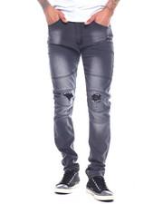 Men - Articulated Knee Jean-2314397