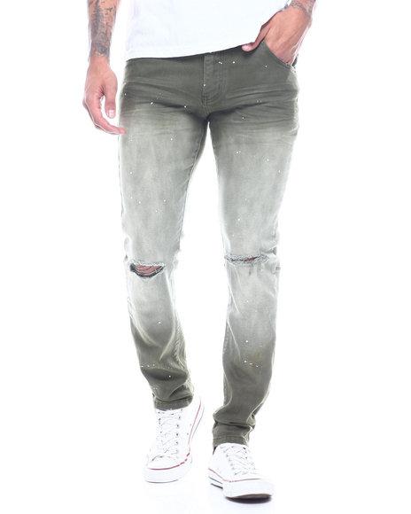 CALIBER - The Dust off Paint Splatter Jean