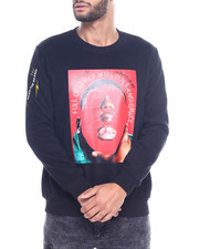 Sweatshirts & Sweaters - Collage Crewneck Sweatshirt-2314551