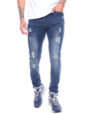 Jeans & Pants - Worn Out Knee Jean-2314508