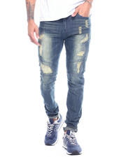 Men - Articulated Jean w Rip Detail-2314435