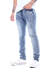 Jeans & Pants - Worn Out Knee Jean-2314462