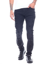 CALIBER - The Gum Shoe Distressed Jean-2314565