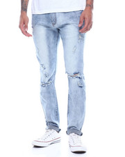 CALIBER - The Gum Shoe Distressed Jean-2314602