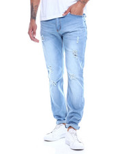 Jeans & Pants - Worn Out Knee Jean-2314422