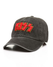 American Needle - Kiss Raglan Dad Hat-2312687