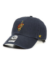 '47 - Cleveland Cavaliers Clean Up Strapback Hat-2206848