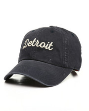 American Needle - Detroit Tight Rope Dad Hat-2312705