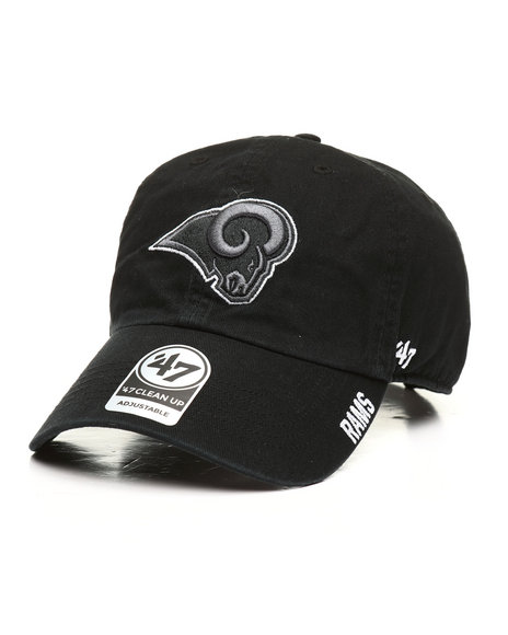 '47 - Los Angeles Rams Huddle 47 Clean Up Hat