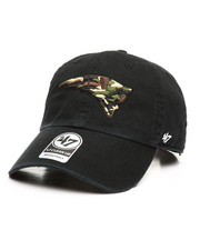'47 - Camo Fill New England Patriots 47 Clean Up Hat-2314813
