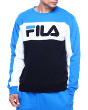 Fila - LESNER FLEECE CREW-2315147