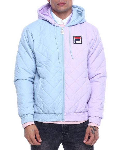 Fila - SAWYER QUILTED JACKET