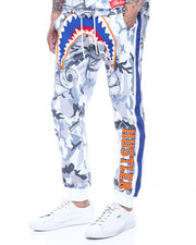 Hudson NYC - Camo Shark Mouth Sweatpant-2315243