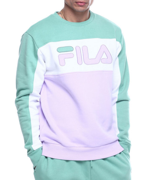 Fila - LESNER FLEECE CREW