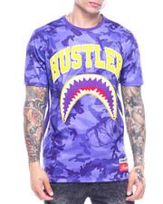 Hudson NYC - Camo Shark Mouth Shirt-2315020