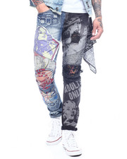 Jeans & Pants - Adults only Mash up Jean-2315379