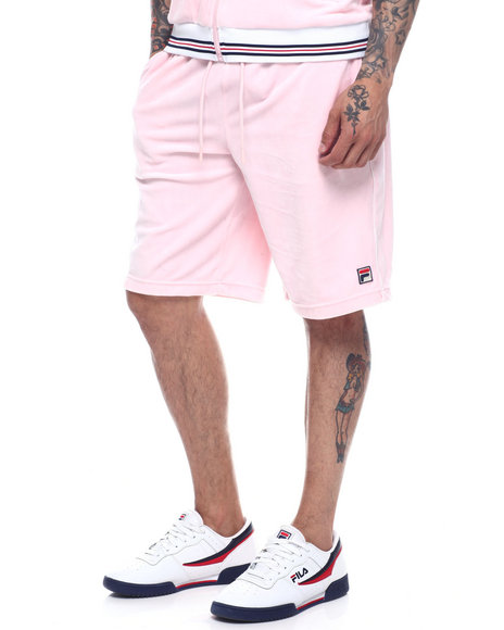 Fila - Cristaudo Velour Shorts