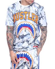 Hudson NYC - Camo Shark Mouth Shirt-2314999