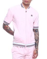 Fila - SS Carezzi Velour Jacket-2315101