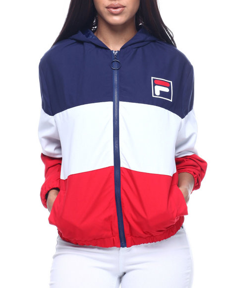 Fila - Luella Woven Wind Jacket