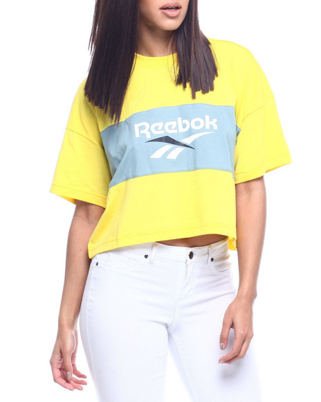 Reebok - Cl V P Cropped Tee