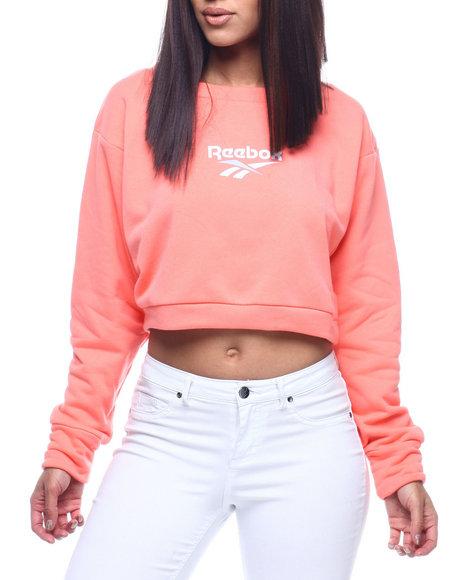 Reebok - Cl V P Crew Neck Sweatshirt
