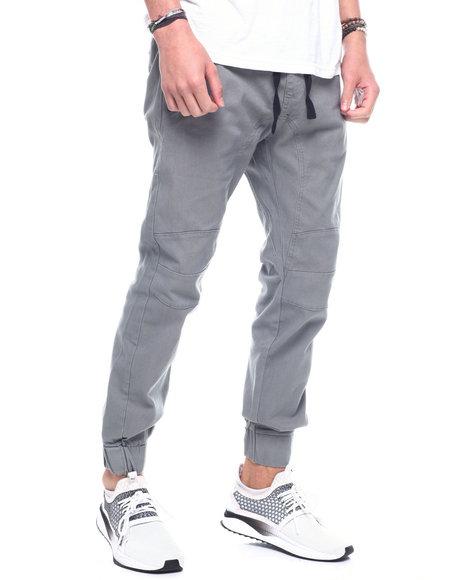 Buyers Picks - stretch twill side zip jogger