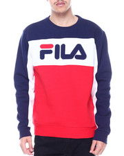 Fila - LESNER FLEECE CREW-2315909