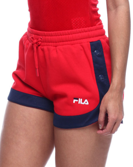 Fila - Danita Side Snap Short