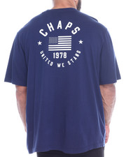 Chaps - Chaps Iconic Graphic Tee (B&T)-2316020