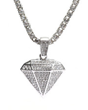 Jewelry & Watches - Diamond Chain Necklace-2316172