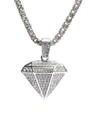 Accessories - Diamond Chain Necklace-2316172