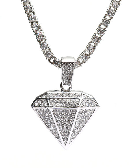 Buyers Picks - Diamond Chain Necklace