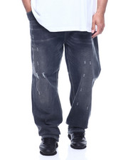 Jeans - Basic w/ Rips Jean (B&T)-2314802