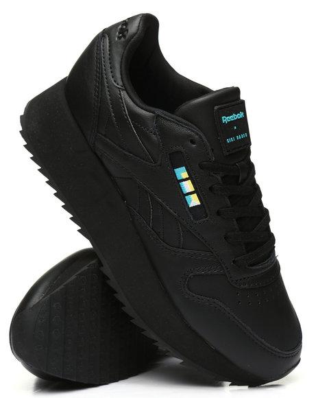 Reebok - Reebok x Gigi Hadid Classic Leather Double Sneakers