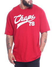 Chaps - Chaps Iconic Graphic Tee (B&T)-2316114