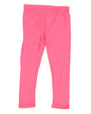 Girls - Solid Capri Leggings (4-6X)-2315668