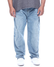 Jeans - Basic w/ Rips Jean (B&T)-2314300