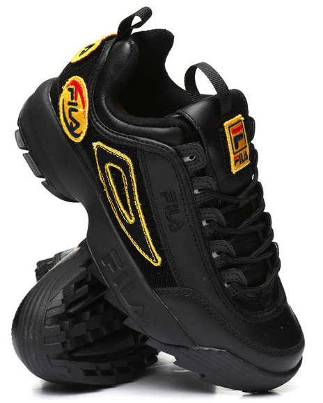 Fila - Disruptor II Patches Sneakers