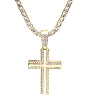 Accessories - Cross Chain Necklace-2316169