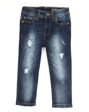 Buffalo - 5 Pocket Skinny Fit Denim Jeans (2T-4T)-2316071