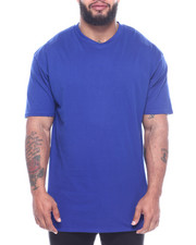 Basic Essentials - V - Neck S/S Tee (B&T)-2314289