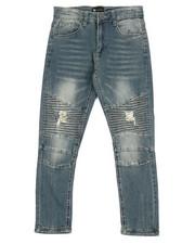 Jeans - Moto Rip & Repair Jeans (8-20)-2313135