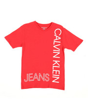 Boys - V-Neck T-Shirt (8-20)-2313182