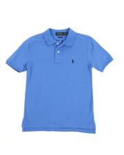 Polo Ralph Lauren - Basic Mesh Polo (8-20)-2315635